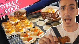 One Night Market In Bangkok!: Street Food at Ratchada Rot Fai Train Night Market