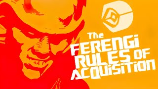 Ferengi Rules of Acquisition - Complete List*