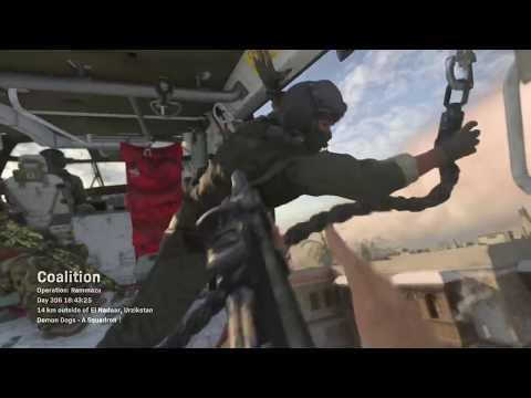 Call of Duty Modern Warfare Online part 2