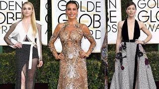 10 Worst Dressed Celebrities Golden Globe Awards 2017  Pastimers