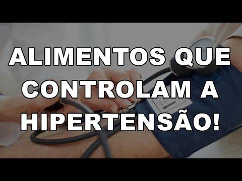 Dieta para hipertensão e