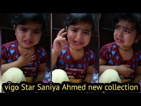Saniya Ahmed new funny 😆 video collection vigo Star Saniya Ahmed vigo hypstar