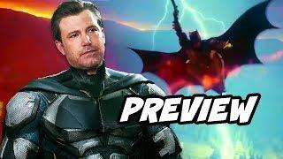 Justice League Batman Prequel Movie Preview Explained by Matt Reeves