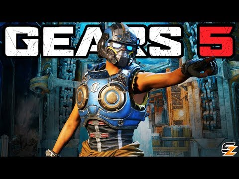 FLAWLESS FFA VICTORY ON PIT! - GEARS 5 Free for All 30-0 Multiplayer Gameplay!