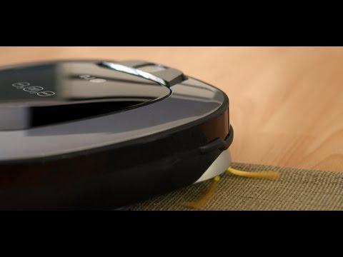 LG Hom-Bot VR6340LV Square: Saugroboter im Test