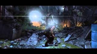 This Latest Tomb Raider Trailer Presents Lara Croft as a Survivor