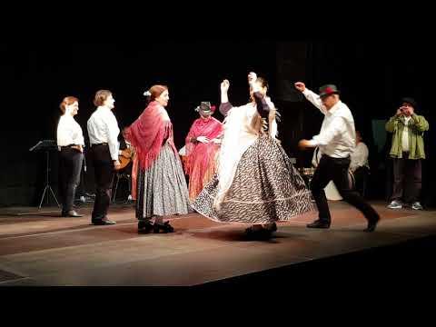 Bailes populares. Reinau de Villarluengo