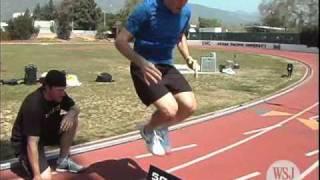 Bryan Clay- Training