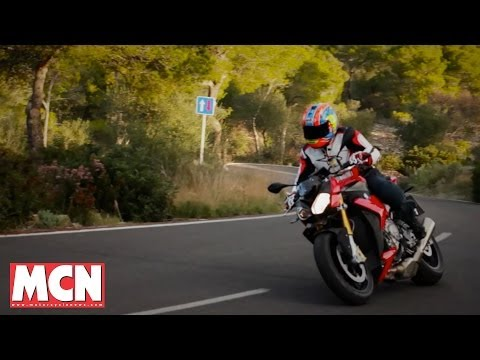 BMW S1000R - On the limit with new super-naked   First Ride   Motorcyclenews.com