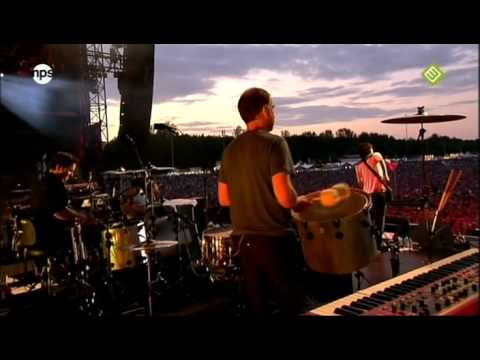 Snow Patrol Make This Go On Forever Pinkpop 2009