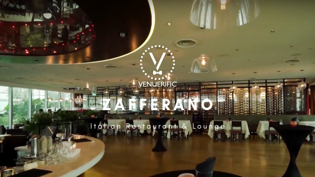 Zafferano Italian Restaurant & Lounge video preview