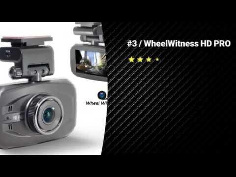 Top 5 Dash Cams 2017   Top Dashboard Cameras