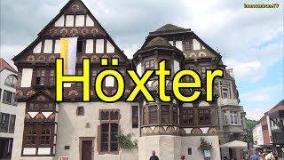 preview picture of video 'Höxter-interessante Fachwerkstadt in Nordrhein-Westfalen'