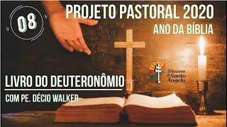 Oitava formação sobre o Livro do Deuteronômio