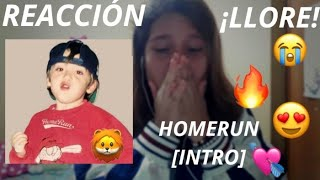 (REACCIÓN😱) Paulo Londra   Homerun | Dai Herrera