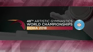 2018 Artistic World Championships - Men