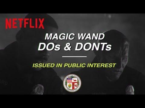 Bright (Viral Video 'Magic Wand PSA')