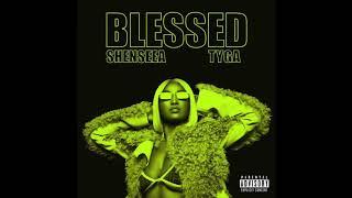 Shenseea   Blessed (feat. Tyga) (Dj Puffy Remix)