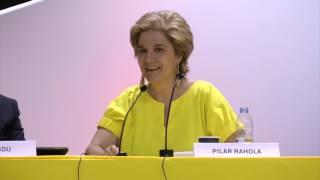 Il video integrale dell'incontro di Barcellona - in spagnolo (1:19:22)