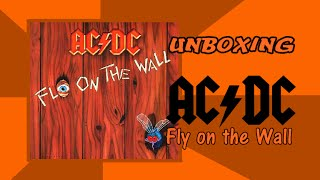 CD AC/DC: Fly on the Wall - UNBOXING