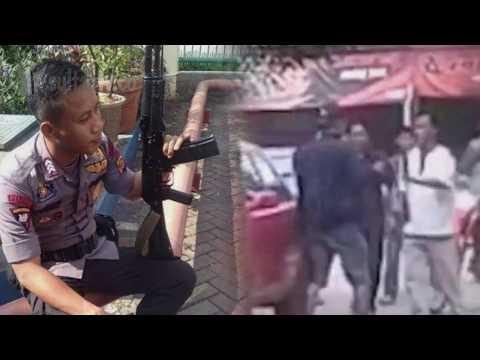Viral, Detik-Detik Pengeroyokan Terhadap Anggota Polisi Bripka Yusuf, Tewas Karena Knalpot