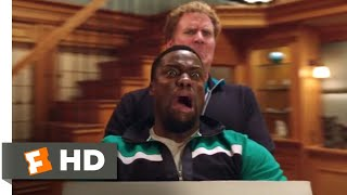 Get Hard (2015) - Mayo and Chocolate Scene (7/7) | Movieclips