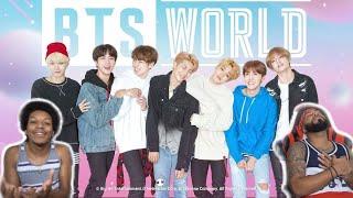 AMAZING VISUALS!!🔥🔥🔥   BTS (방탄소년단) 'Heartbeat (BTS WORLD OST)' MV   REACTION