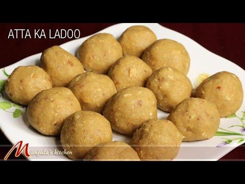 Atta Ka Ladoo – Indian Dessert