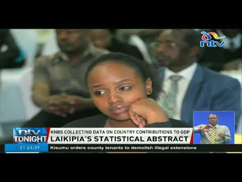 Laikipia County launches the second series of Statistical Abstract