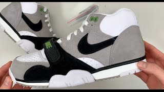 The Forgotten 1 - Nike Air Trainer 1 ISO - Review and On feet