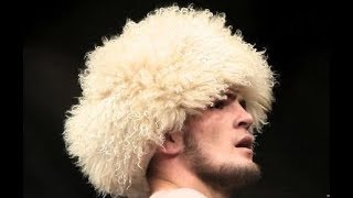 """Khabib Time ● Literally """"Practicing Ali Moves"""" In A Championship Fight"""