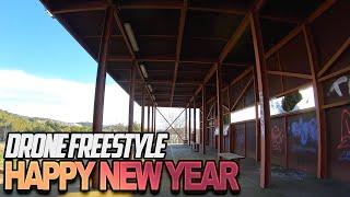 ¡¡Primer Vuelo del Año!! ◄ Drone Freestyle FPV ►