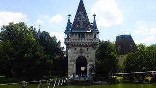 preview picture of video 'Русский гид в Вене: выездные экскурсии из Вены: Лаксенбург/Laxenburg'