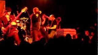 E.Town Concrete - First Born @ Starland Ballroom 2 17 2012 (Live HD)