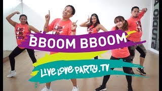 Bboom Bboom by Momoland | Live Love Party™ | Zumba® | Dance Fitness | Kpop