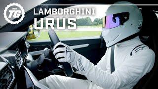 [Top Gear] StigCam: The 650bhp Lamborghini Urus Stig Lap