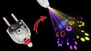 How To Make Disco Night Light Night Lamp
