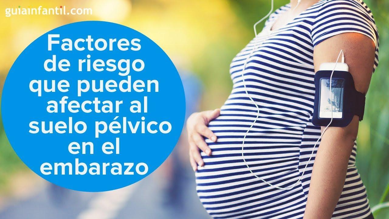 Factores de riesgo que pueden afectar al suelo pélvico en el embarazo | #ConectaConTuHijo