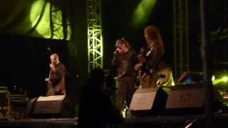 Arcturus - Painting My Horror Live @ Vagos Open Air 2012