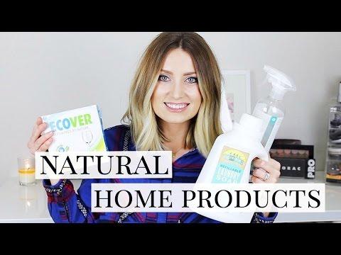 Top All Natural Cleaning Products for the Home | Kendra Atkins