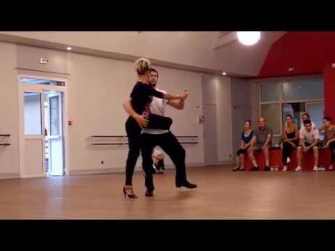 Stage de tango – Argentine