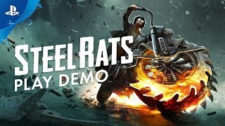 Steel Rats - Play Demo | PS4