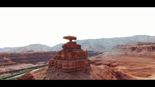 Dji Fpv Drone 4K Video!! Mexican Hat Utah and San Juan River Utah!!