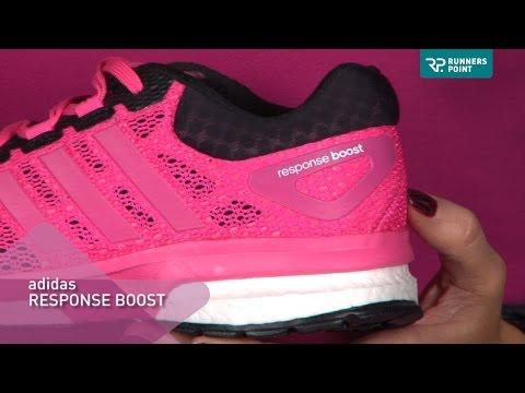 adidas RESPONSE BOOST Damen Laufschuhe