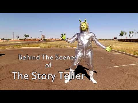The Story Teller Alternate Version BTS