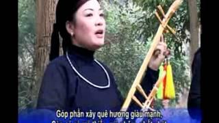 preview picture of video 'Đội dân ca Nộc Én - Lạng Sơn quê nọọng - Clb Thác Mạ, TPLS'