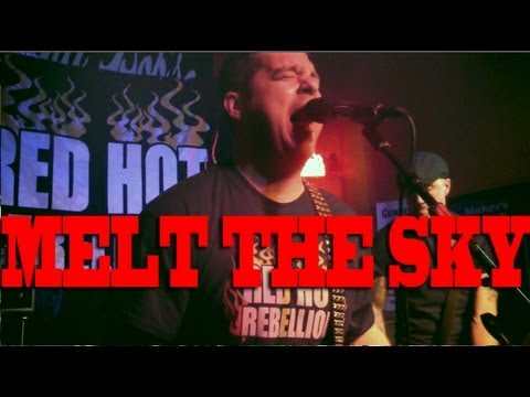 "RED HOT REBELLION - ""Melt The Sky"" - Lyric Video"