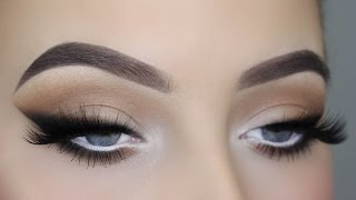 Smoked Out Winged Liner Tutorial