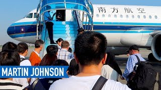 Traveling from California to Indonesia on China Southern Airlines | Part 1