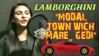 Lamberghini Female Official Cover (Full 4K Video) Singer Kulsum Ibrahim | Black Beats Production |